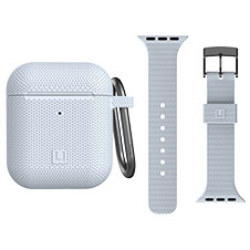 URBAN ARMOR GEAR社製 U by UAG AirPods/AirPods Pro用ケースおよびApple Watch用バンドに新色ソフトブルー追加